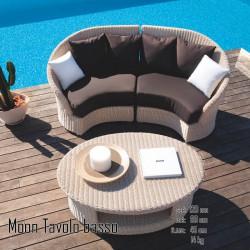 026 Moon dohányzóasztal 10 Asztalok Kert, wellness 026