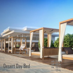 026 Desert napkanapé